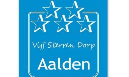 Dorpsbelangen Aalden verdeelt dorpsbudget