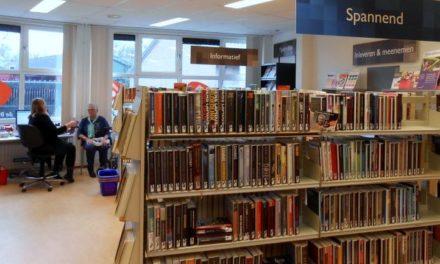 Bibliotheken hebben aangepaste openingstijden