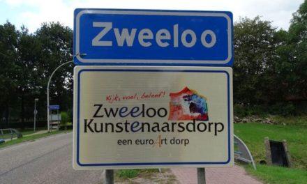 Zweeloo staat in teken van kunst