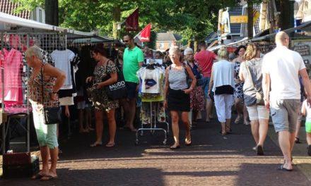 Dalen start woensdag 10 juli met zomeravondmarkten
