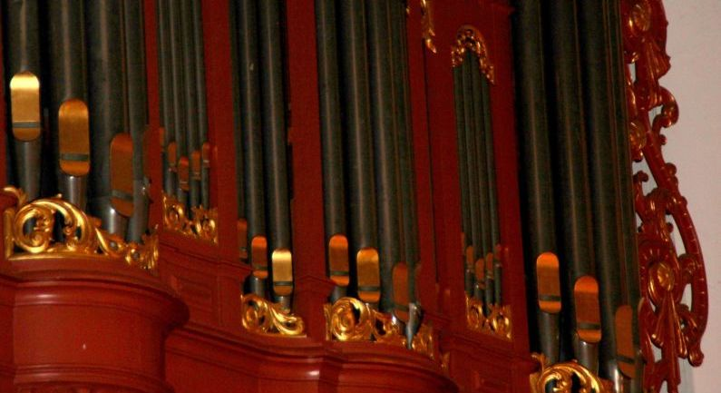 Orgelconcerten in hervormde kerk