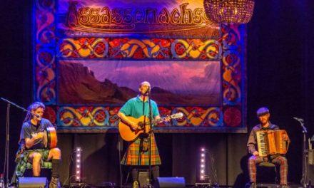 Keltische muziek in Beelden in Gees