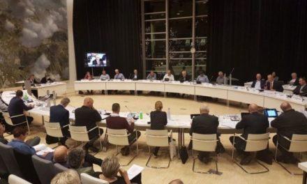 Raad vergadert dinsdag 24 september