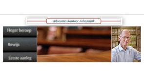 Advocatenkantoor Johannink Coevorden - Adverteerder Coevorder Nieuws