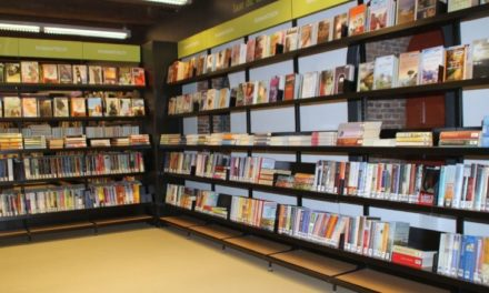 Bibliotheken hebben inlever- en afhaalpunten