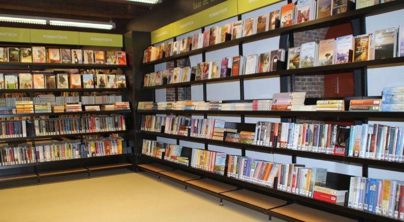 Elke bibliotheek heeft afhaal- en inlevertijden