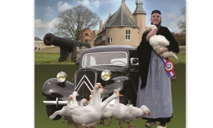 Traction Avant Nederland viert jaarfeest in Coevorden