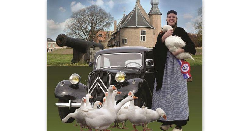 Traction Avant Nederland viert jaarfeest in Coevorden