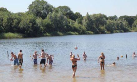 Waterschap houdt vinger aan de pols bij zwemwater