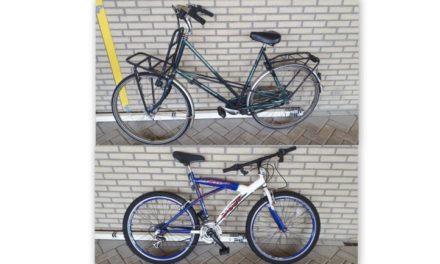 Wie herkent deze fietsen?