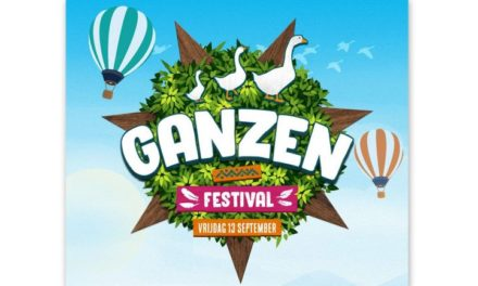 Ganzenfestival met De Snollebollekes en Tabitha