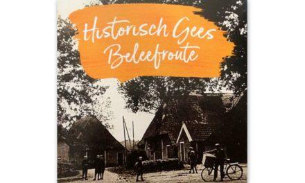 Plaatselijk Belang presenteert Beleefroute Historisch Gees