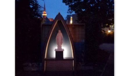Willibrorduskerk heeft kapelletje bij Sint Antoniusgebouw