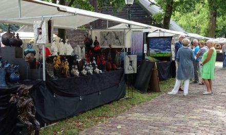 Kunstmarkt Wezup prijkt weer op agenda