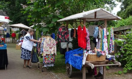 Nog tweemaal mini-weekmarkt in Gees