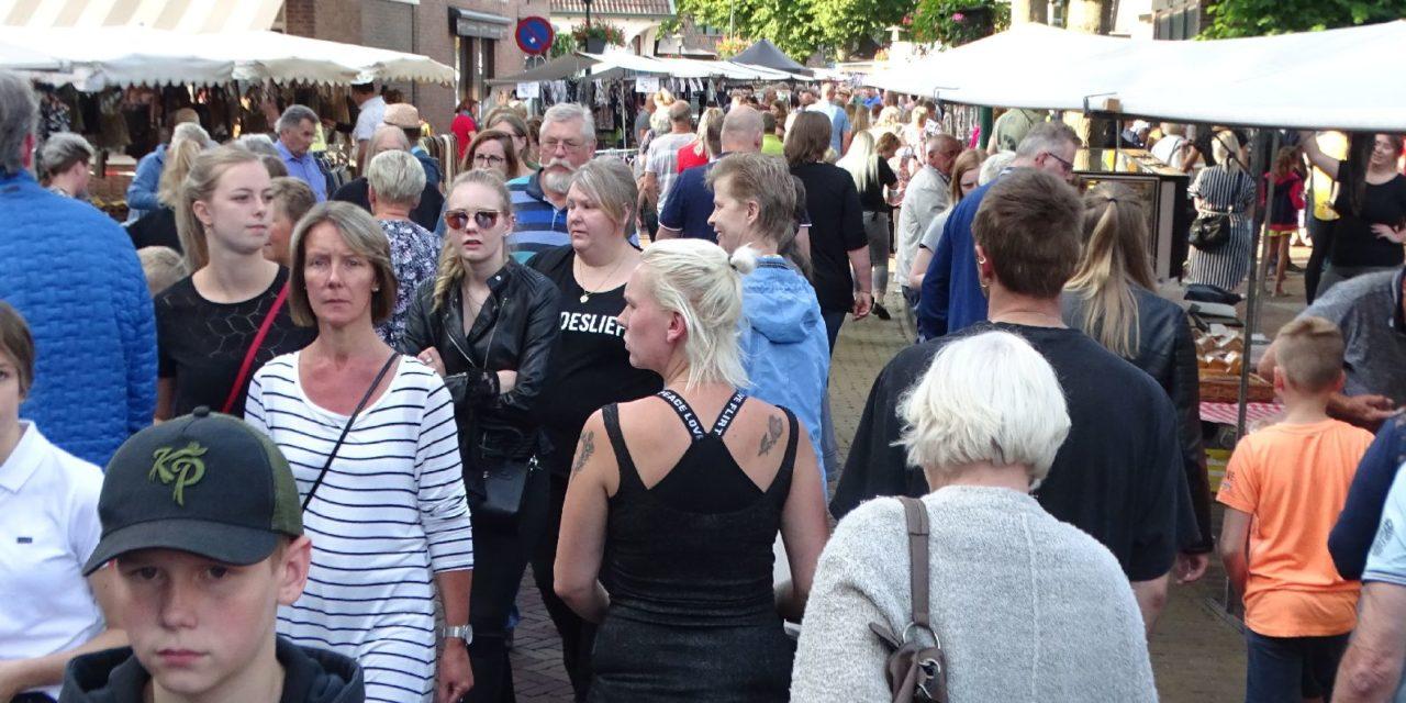 Daler zomeravondmarkt gaat door