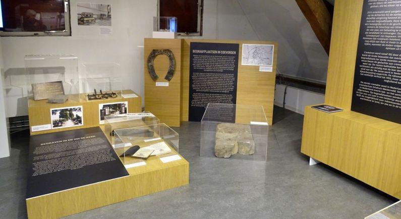 Museum 's middags dicht vanwege hitte