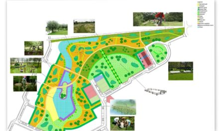 Inloopbijeenkomst voor plannen park in Ossehaar