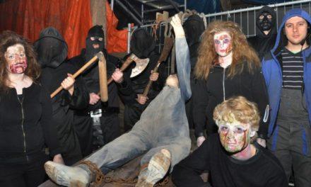 Volksvermaken Oosterhesselen start inschrijving spooktocht