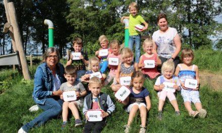 Stidalschool verwelkomt veertigste leerling