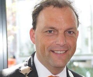 Peter Snijders wordt op 16 september burgemeester van Zwolle