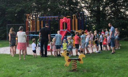 Kinderen Markeschool verrast op eerste schooldag