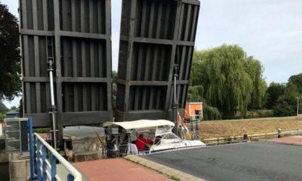 Jan Kuipersbrug ondergaat renovatie
