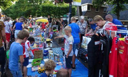 Kindermarkt trekt veel publiek