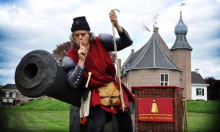 Ridders bevolken centrum Coevorden