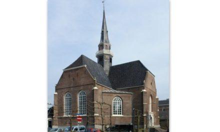 Cantatedienst in hervormde kerk
