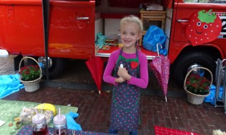 Kindermarkt in Dalen