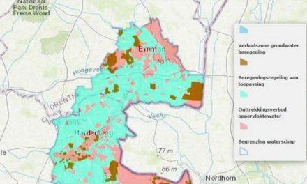 Waterschap breidt verbod grondwateronttrekking uit