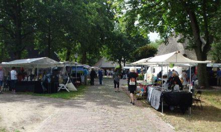 Kunstmarkt Wezup trekt veel bezoekers
