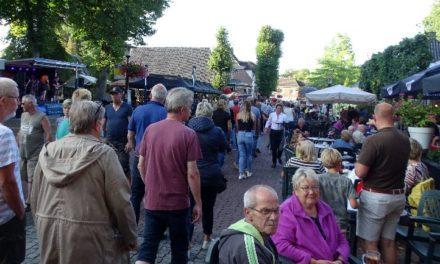 Laatste zomeravondmarkt in Dalen op woensdag 14 augustus