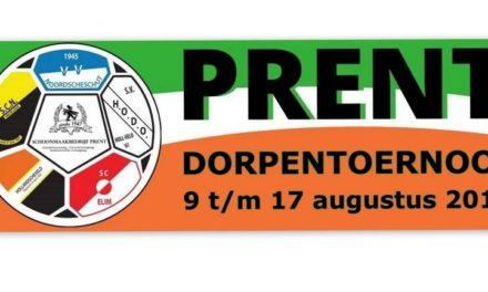 Protos doet mee aan Prent Dorpentoernooi