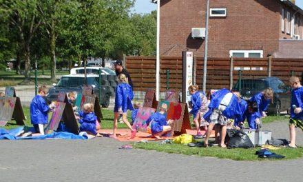 Kinderen genieten volop van Zomerschool