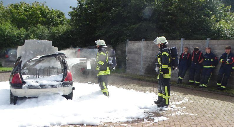 Open dag brandweer trekt veel bezoekers