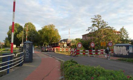 Renovatie Jan Kuipersbrug gestart