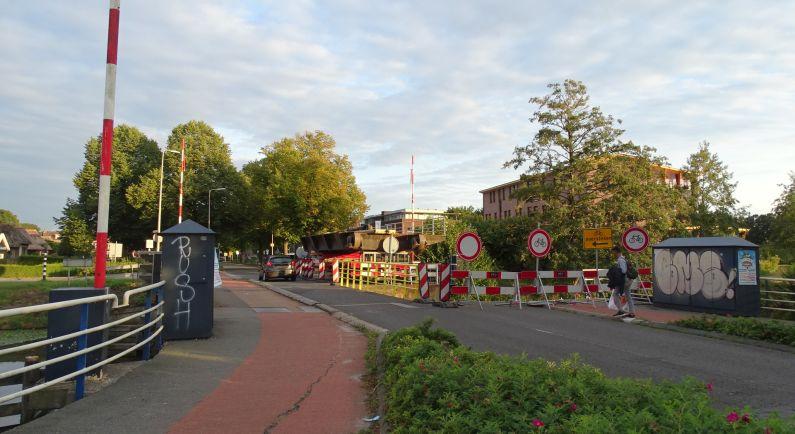Tweede deel renovatie Jan Kuipersbrug gaat van start