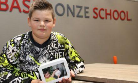 Leerlingen basisscholen krijgen prijs in fotowedstrijd