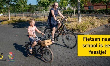 Win fietsfeestje door mee te doen aan Fietsbelofte