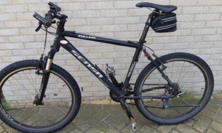 Politie treft regelmatig fietsen aan