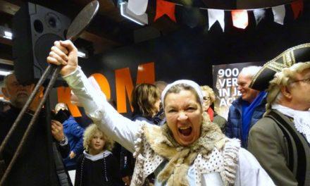 IJzerkoekenoproer: kindervoorstelling in Hofpoort