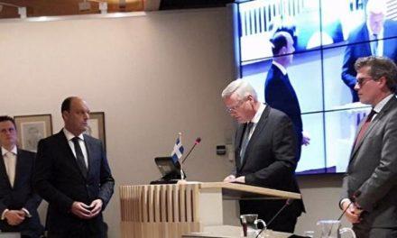 Snijders geïnstalleerd als burgemeester van Zwolle