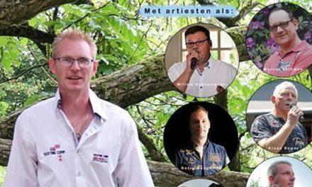 René Janssen presenteert cd
