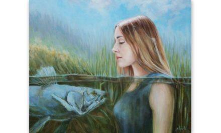 Saskia Dingelstad houdt inloopavond voor schildercursus