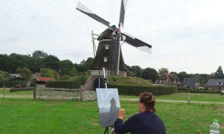 Magisch Drenthe houdt schildersdag