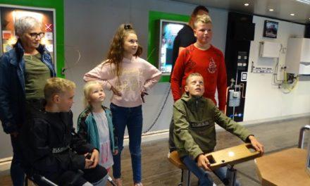 Kinderen maken kennis met allerlei techniekvormen