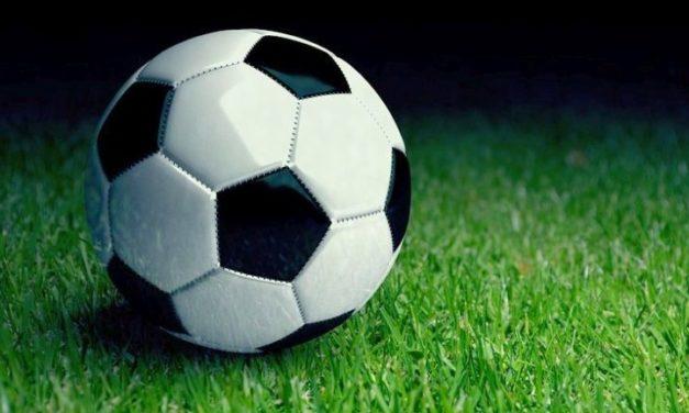 Beperkt voetbalprogramma