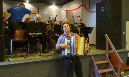 Geesbrug staat weer in teken accordeondag